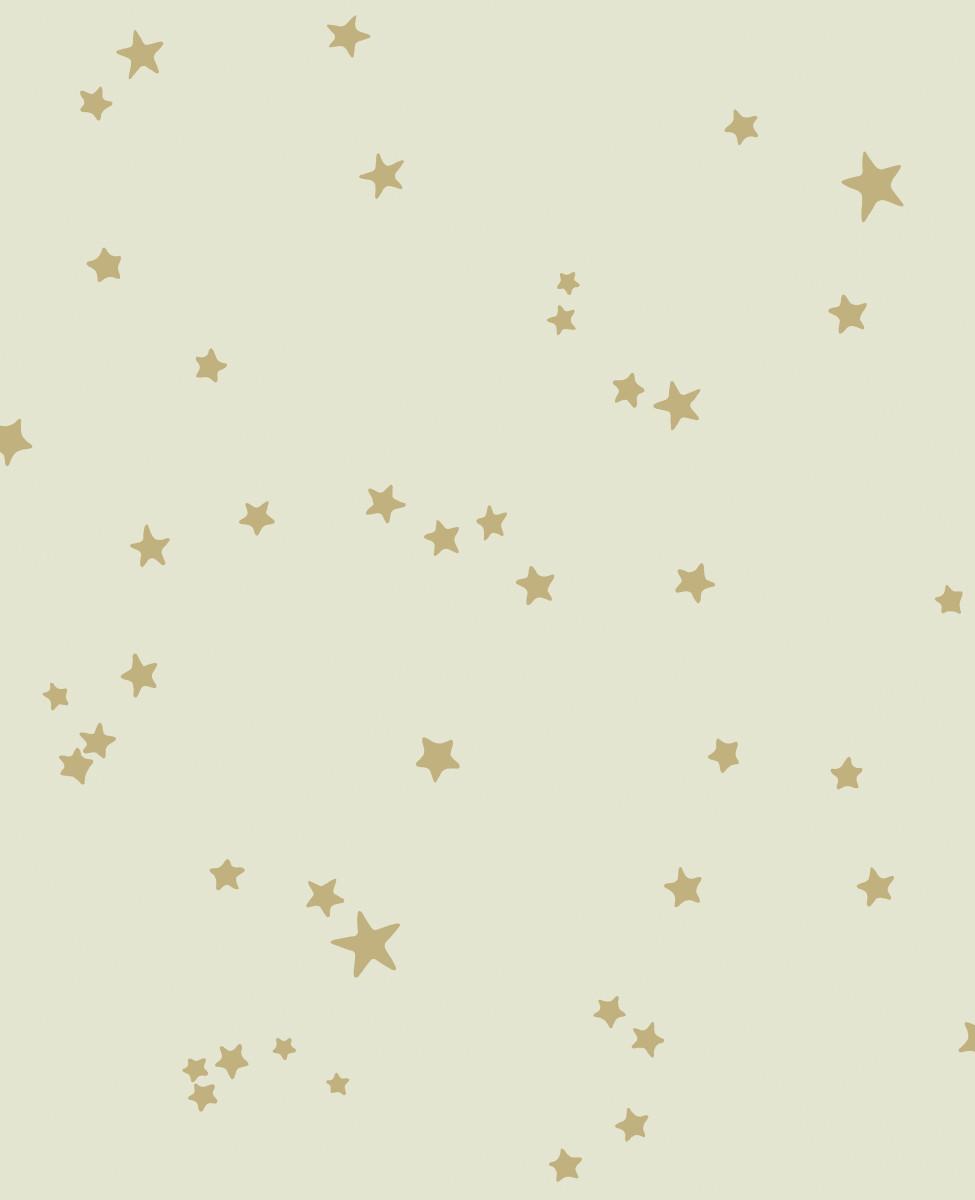 Stars - beige, 1 Rolle sofort verfügbar - Tapetenraum GmbH, Horgen