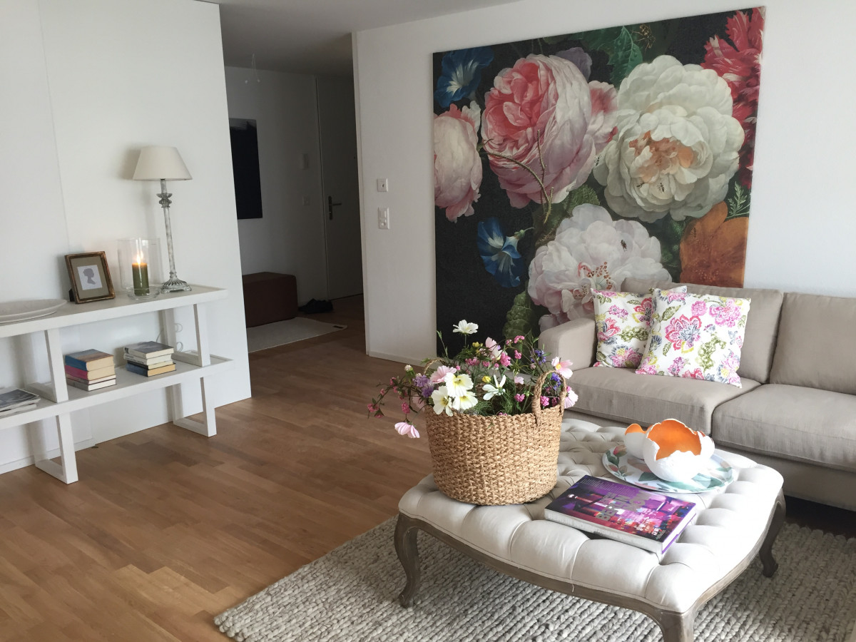 Musterwohnung, Homestaging Re-Done
