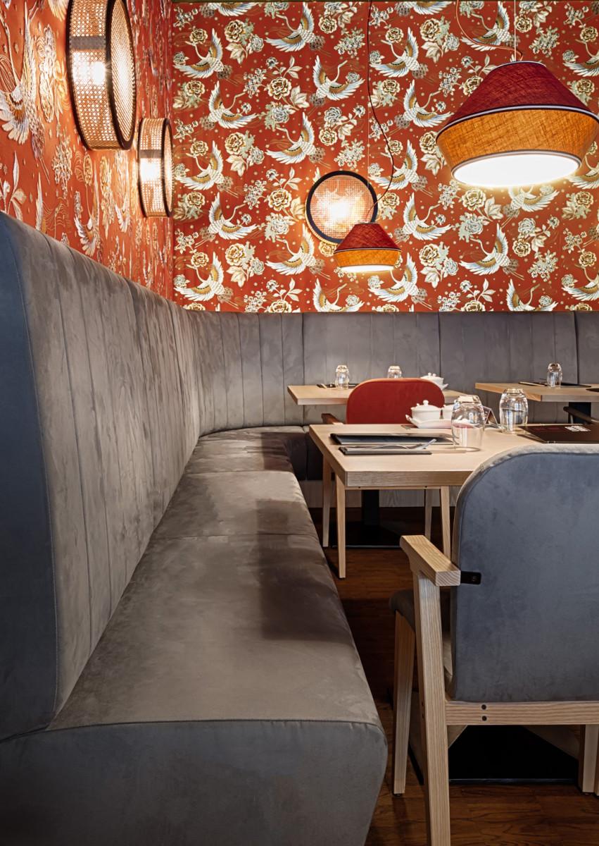 Restaurant Long Huang, Studio Frey AG