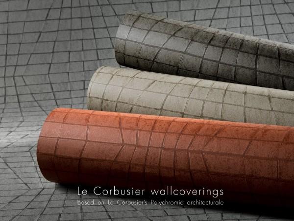 Le Corbusier Tapeten-Kollektion - Tapetenraum GmbH, Horgen