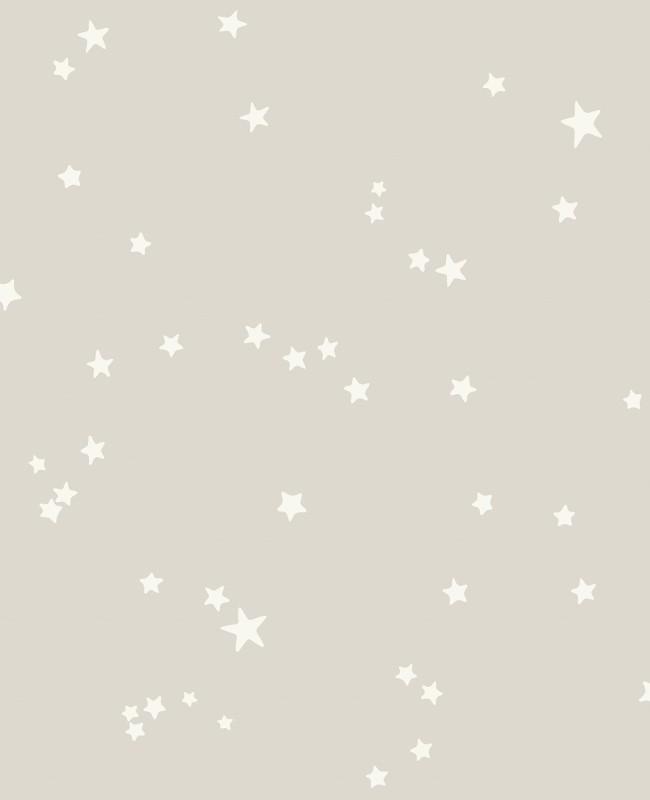 Stars - beige - Tapetenraum GmbH, Horgen