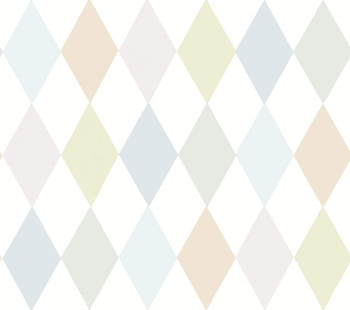 Punchinello - hellblau multi - Tapetenraum GmbH, Horgen